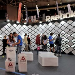 Reebok Marathon Booth 2017 (construction only)