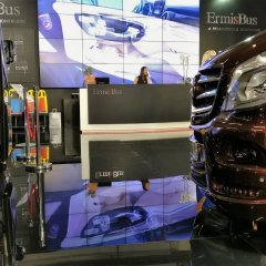 Ermis Bus - Transport Show 2016