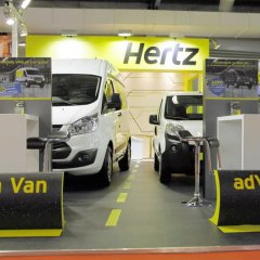 Hertz -Transport Show 2016
